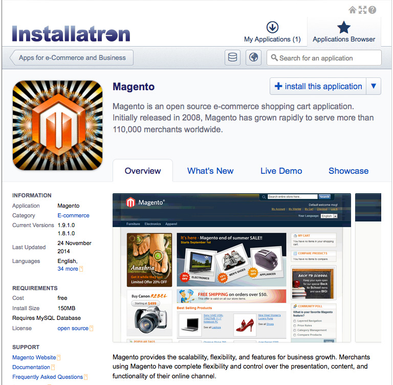 mageno-one-click-install