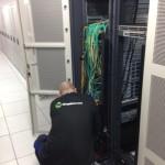 New Rack install